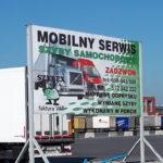 Mobilny serwis szyb samochodowych Szybex